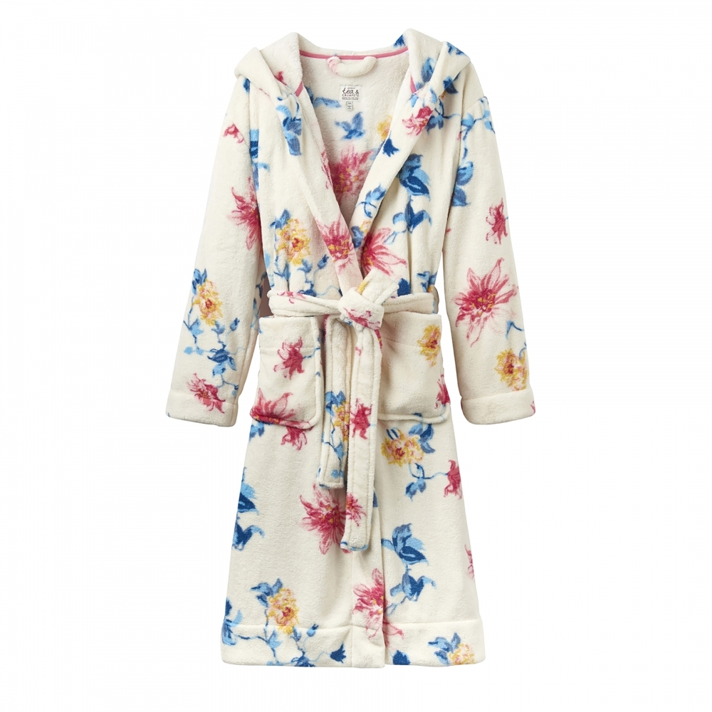 Joules Rita Womens Dressing Gown (X) - Christmas Gifts For Her from ...