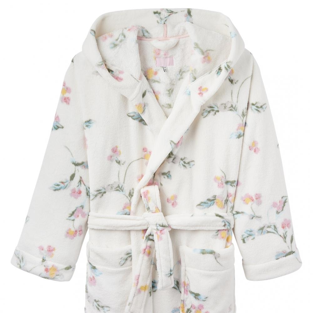 Joules Rita Womens Fluffy Dressing Gown S S 19 - Womens from CHO ... 32de5edcf