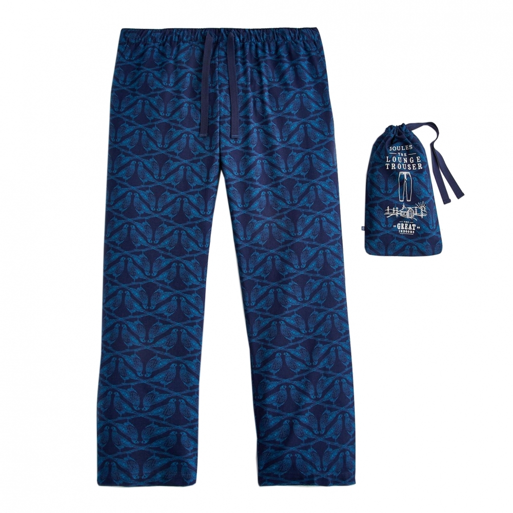 4d86a8d266 Joules Sleeper Print Mens Lounge Trousers (X) - Mens from CHO ...