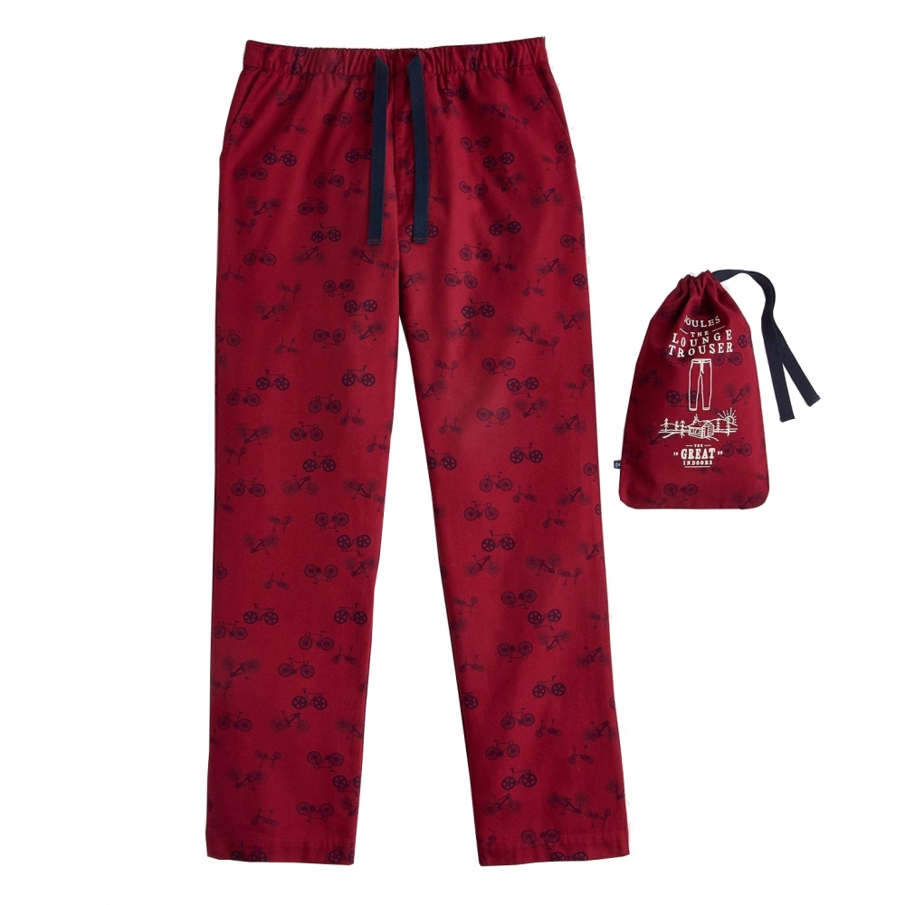 7270c89f5e Joules Sleeper Print Mens Lounge Trousers (X) - Mens from CHO Fashion and  Lifestyle UK