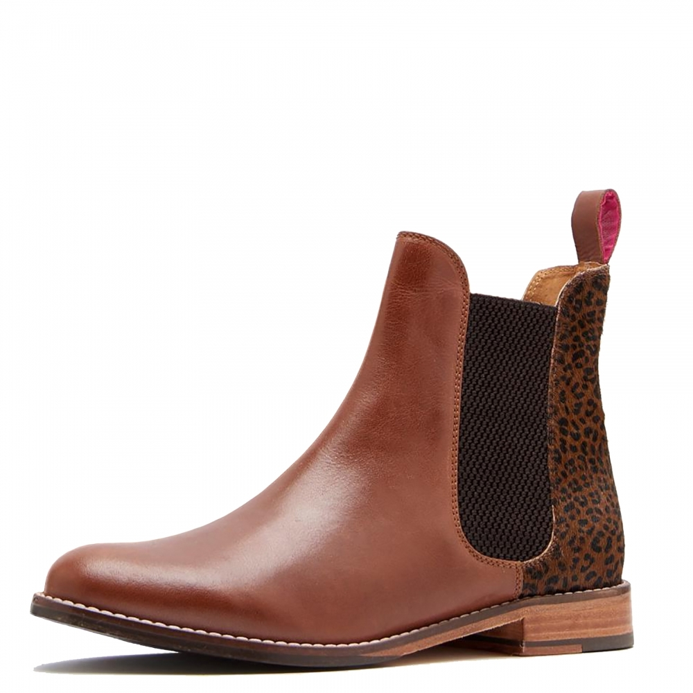 6bcf41c50 Joules Westbourne Leather Ladies Chelsea Boot (V) - Footwear from ...