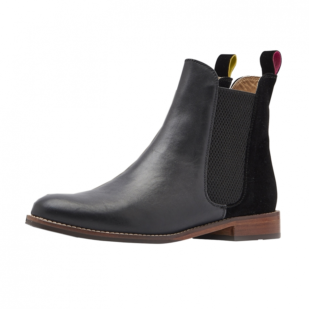 c8a00bf7dd5b1 Joules Westbourne Leather Womens Chelsea Boot (Y) - Footwear from ...
