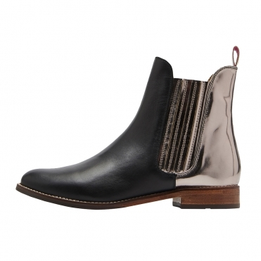 8e71fc66df Joules Westbourne Leather Womens Chelsea Boot (Y)