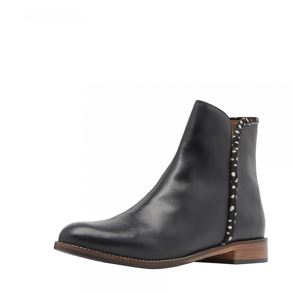 Joules Westminster Leather Womens Ankle