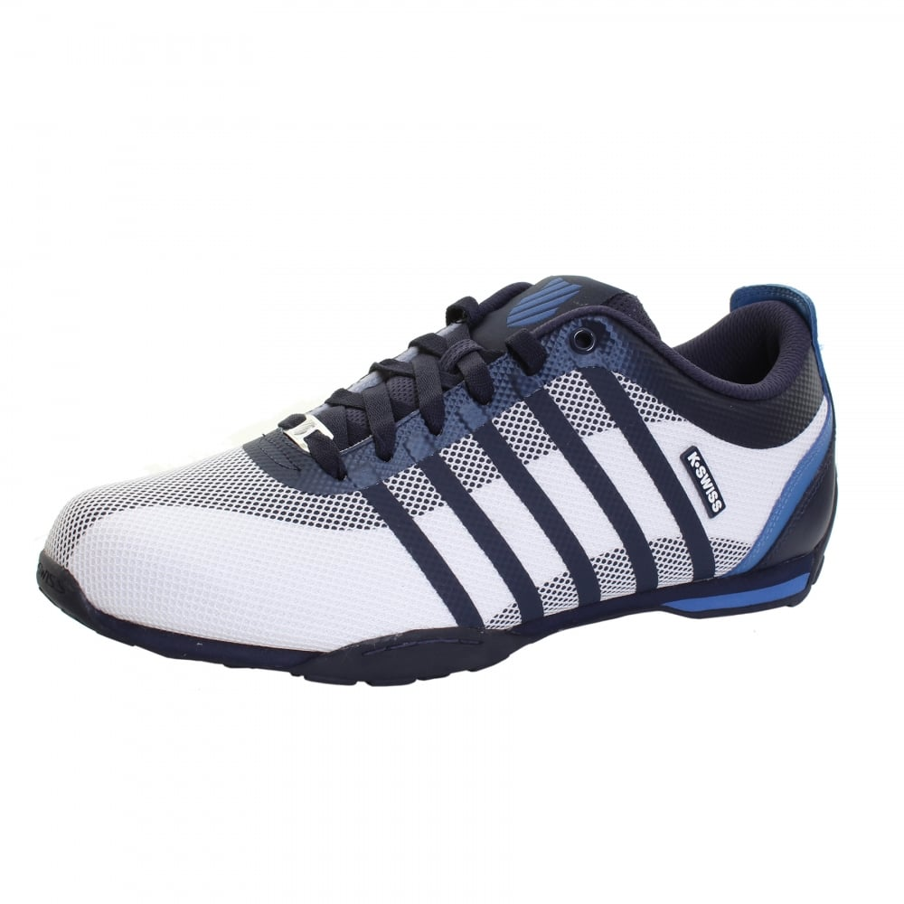 k swiss arvee 1 5 tech mens trainer footwear from cho fashion and lifestyle uk. Black Bedroom Furniture Sets. Home Design Ideas