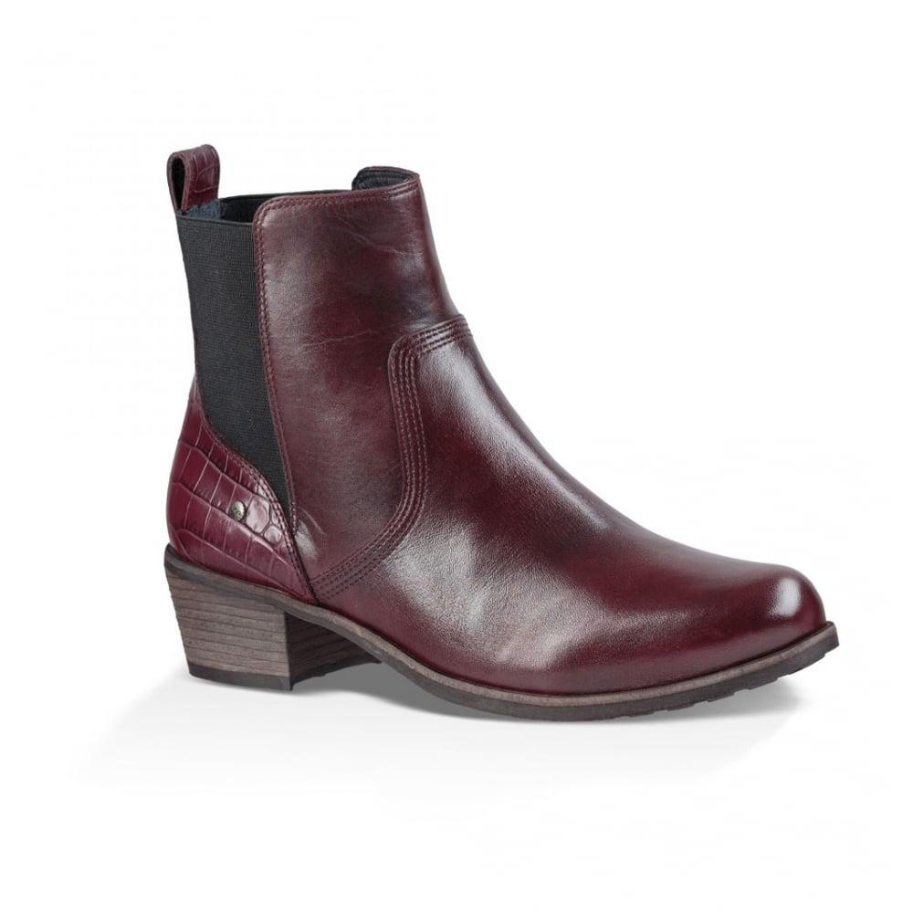4619d5abe1c Keller Croco Ladies Chelsea Boot