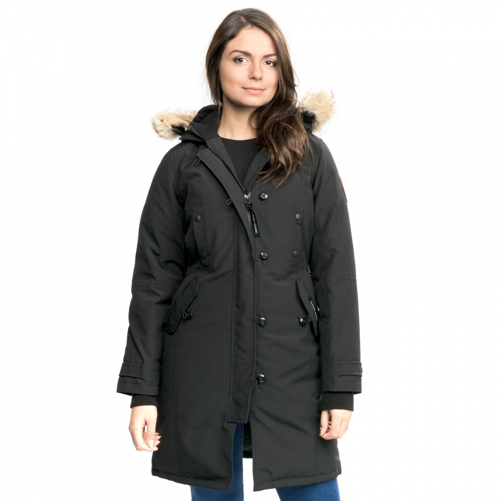 073e4f2cf Canada Goose Kensington Ladies Parka - Womens from CHO Fashion and ...