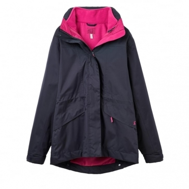 Keswick Ladies 3 in 1 Jacket (T)