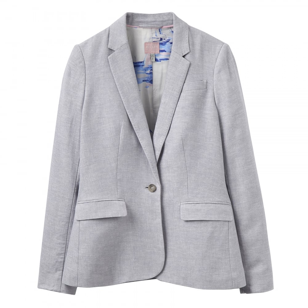 c279afbc2717 Joules Kira Ladies Linen Blazer (W) - Womens from CHO Fashion and Lifestyle  UK