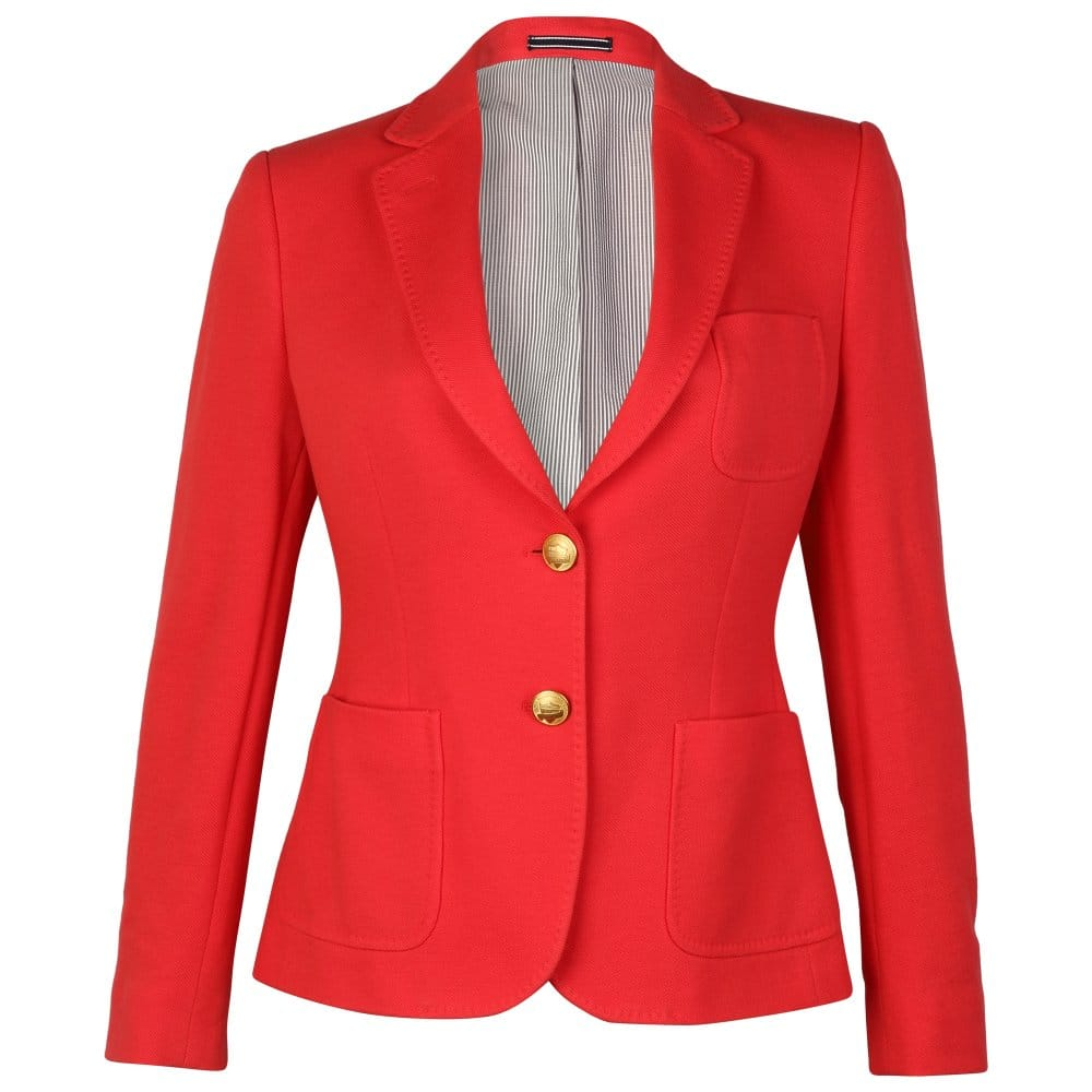Smarten up your everyday look with one of our women's blazers. In a range of colours including black, white, yellow and blue, as well as floral and check prints, there's a style to suit any outfit. Spruce up a work dress with a longline blazer or pair with jeans and a plain white tee for chic weekend style.