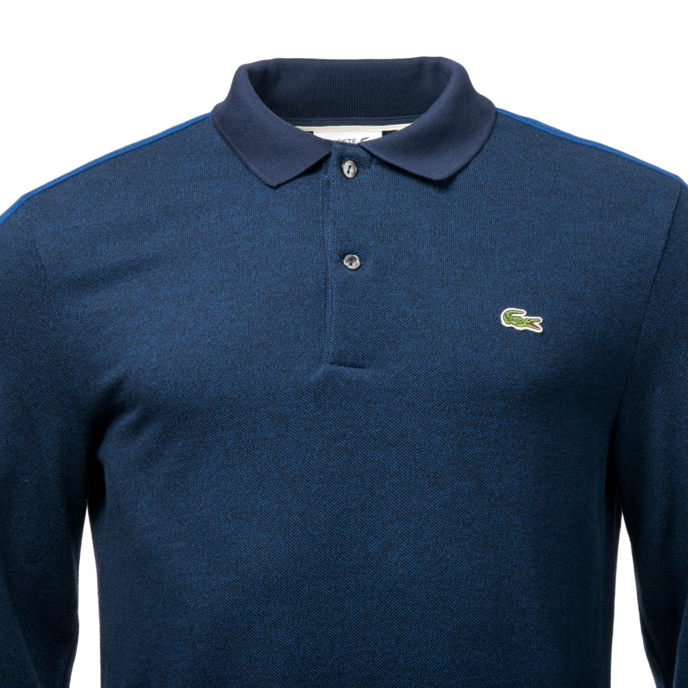 2ca1637502c19 Lacoste Mens Long Sleeve Polo Shirt PH9396-00 - Mens from CHO ...
