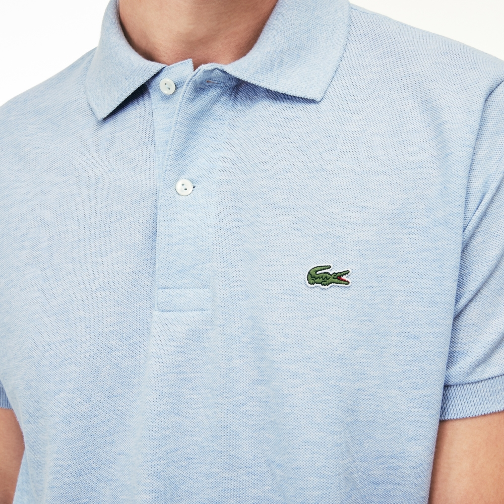 da186b960 Lacoste Mens Short Sleeved Polo Shirt L1264 - Valentines Day Gifts ...