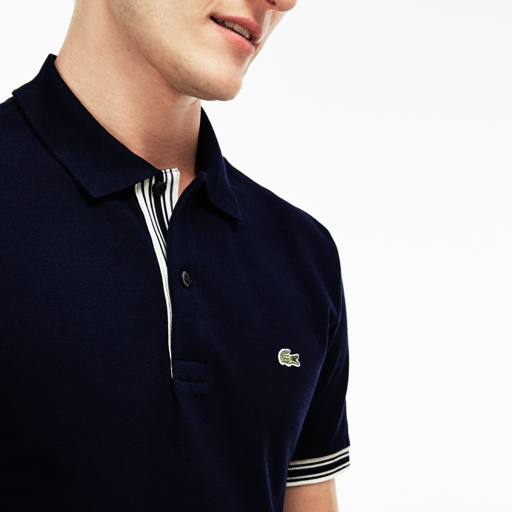 4237bc602b154 Lacoste Mens Short Sleeved Polo Shirt PH3187 - Father s Day Gift ...