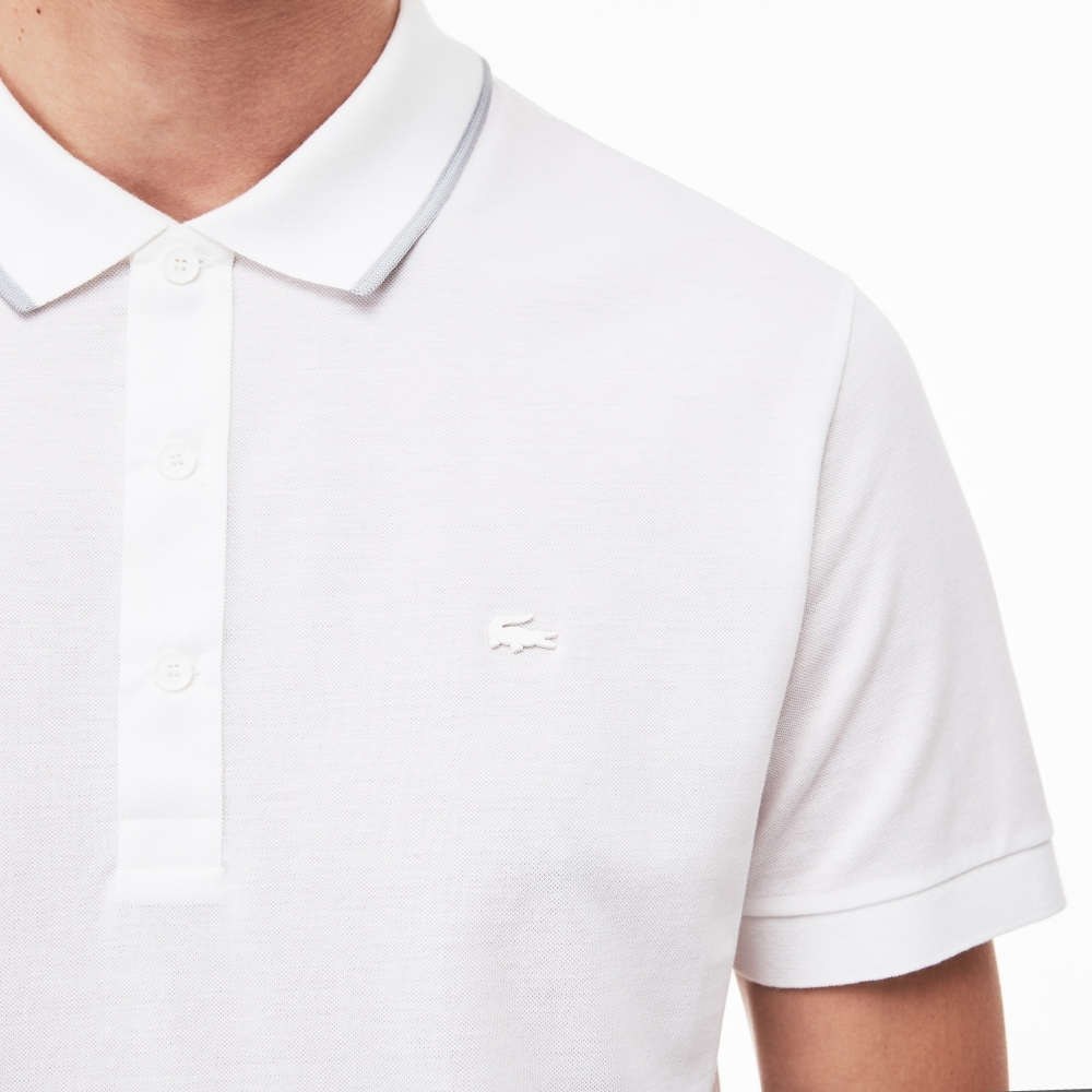 908529b2b8645 Lacoste Mens Short Sleeved Polo Shirt PH6394 - Father s Day Gift ...