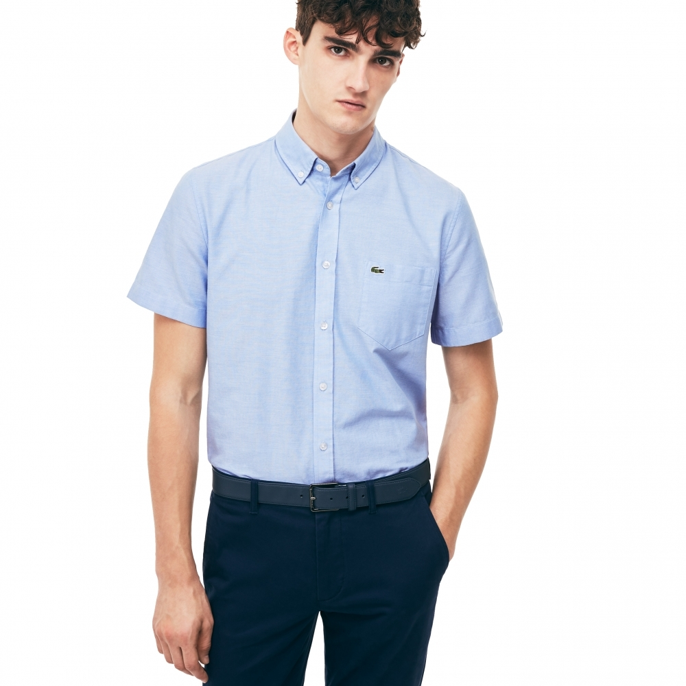 f3e775d3a Lacoste Mens Short Sleeved Shirt CH4975 - Valentines Day Gifts For ...