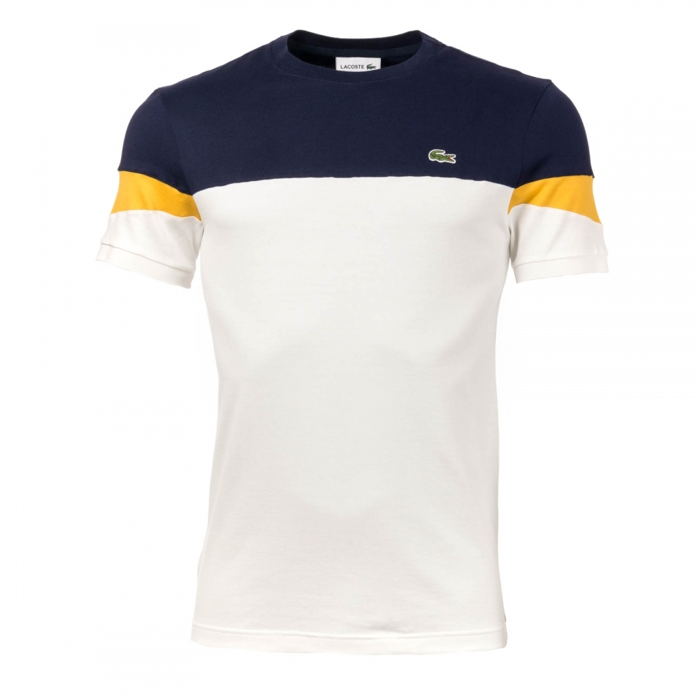5f9b76582c Lacoste Lacoste Mens T-Shirt TH9377-00