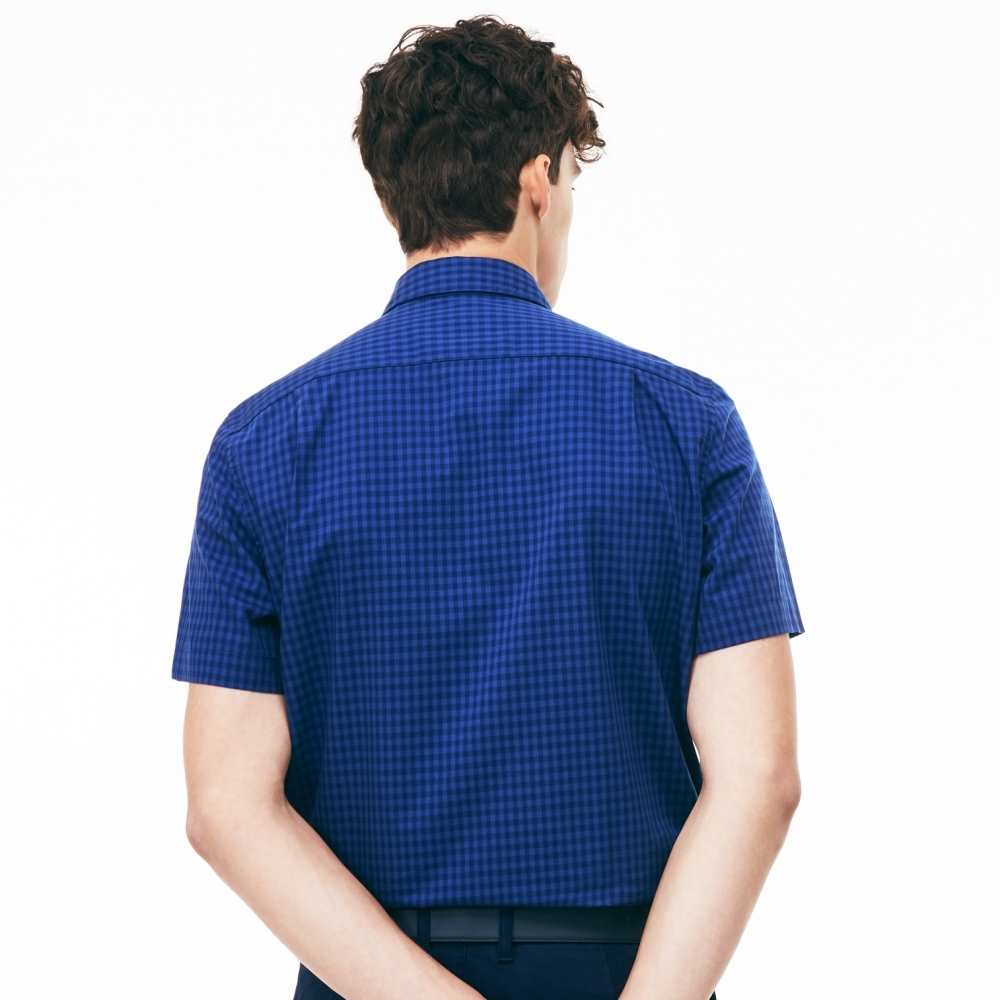 421ea9d58cc Lacoste Short Sleeved Casual BD Mens Shirt - Mens from CHO Fashion ...