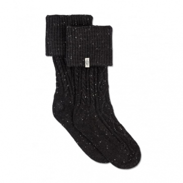 Ladies Sienna Short Rainboot Sock