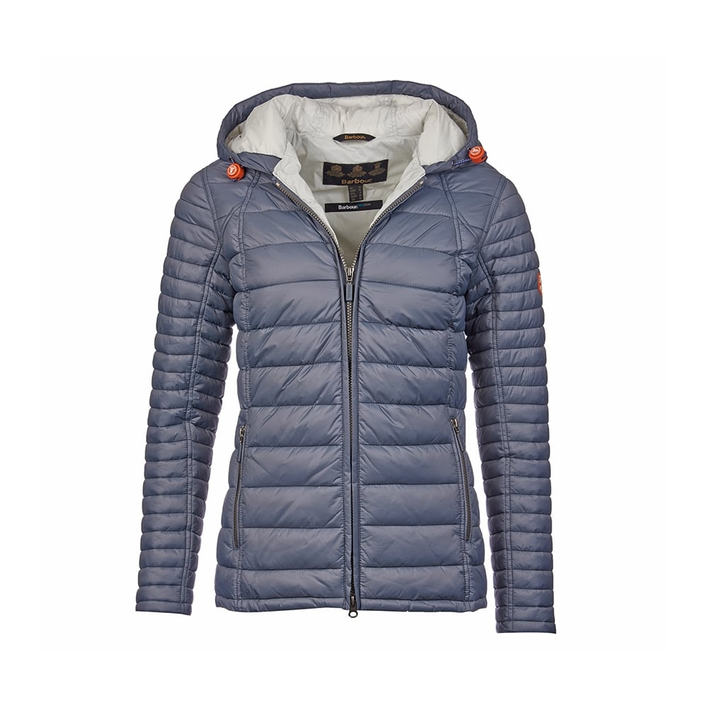Barbour Landry Ladies Baffle Quilt Jacket Womens From