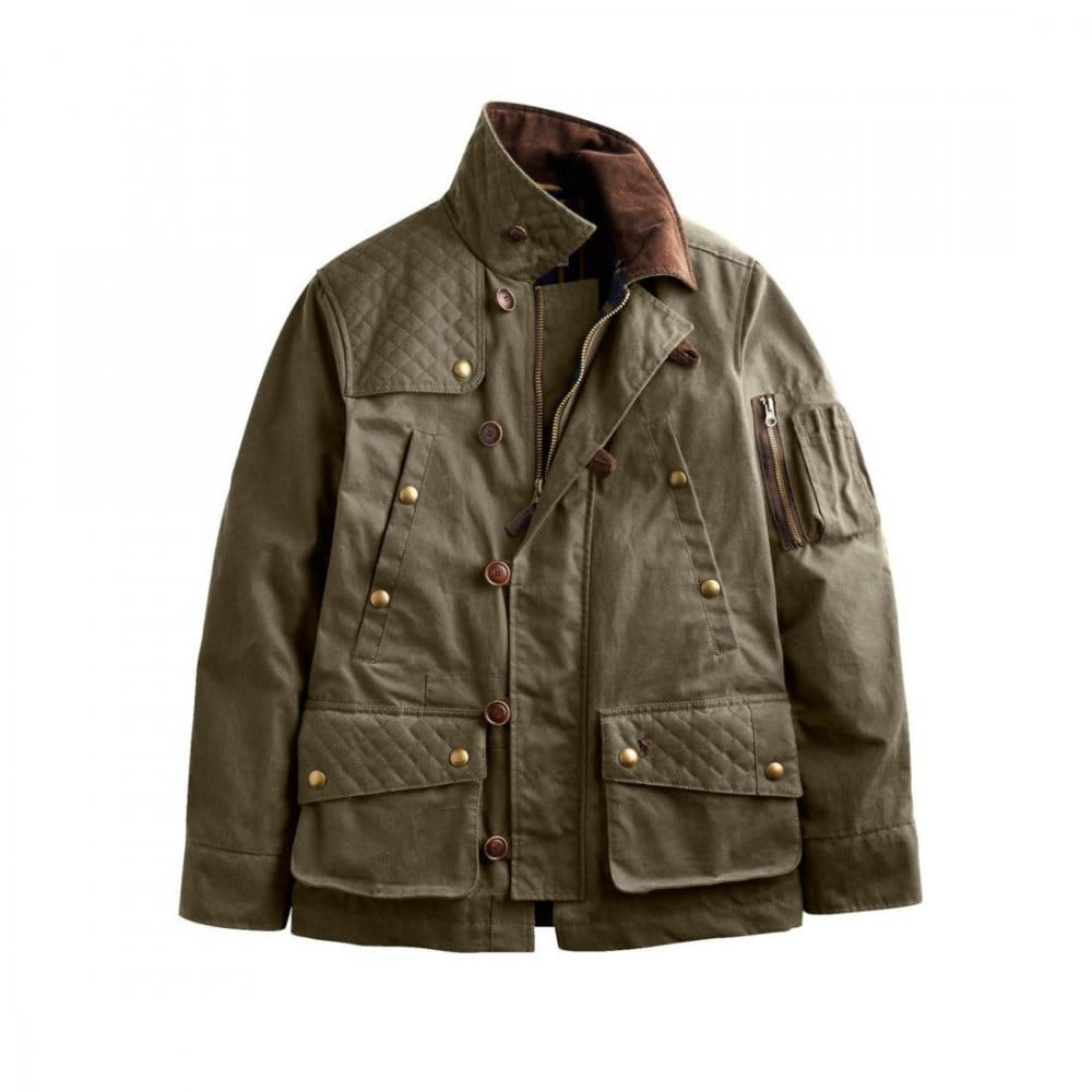 Joules Landsdale Mens Wax Jacket R Mens From Cho