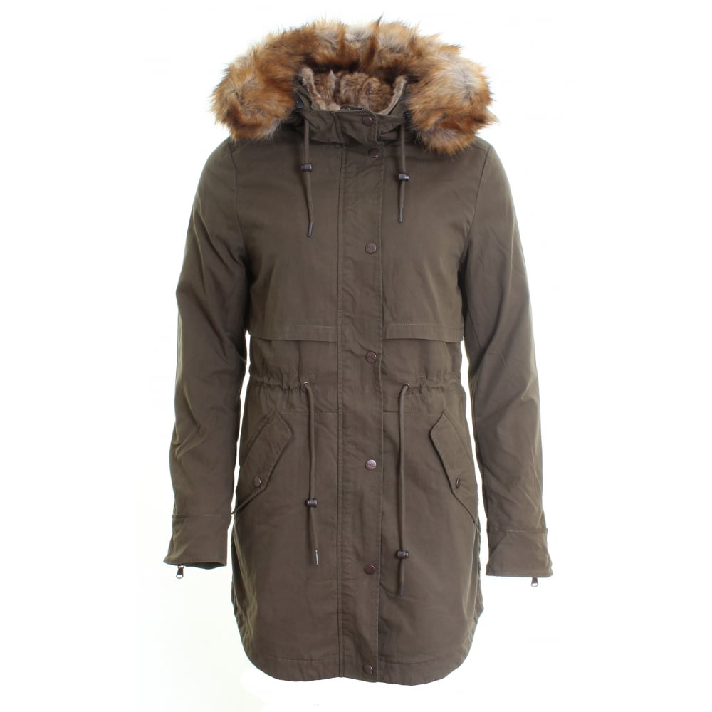 Parka London Lara Ladies Parka - Womens from CHO Fashion and ...