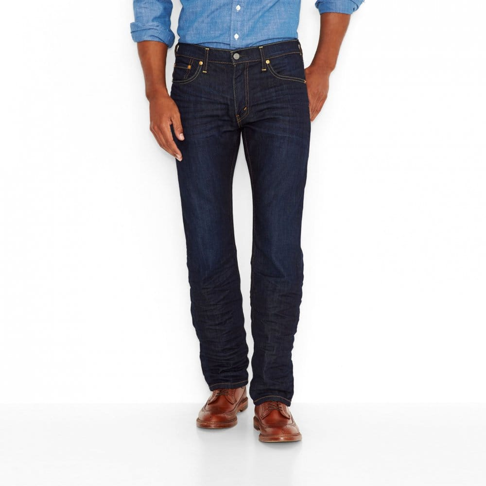93368c7b Levis 504 Regular Straight Fit Mens Jeans - Mens from CHO Fashion ...