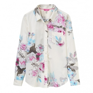 Lucie Printed Ladies Shirt (W)