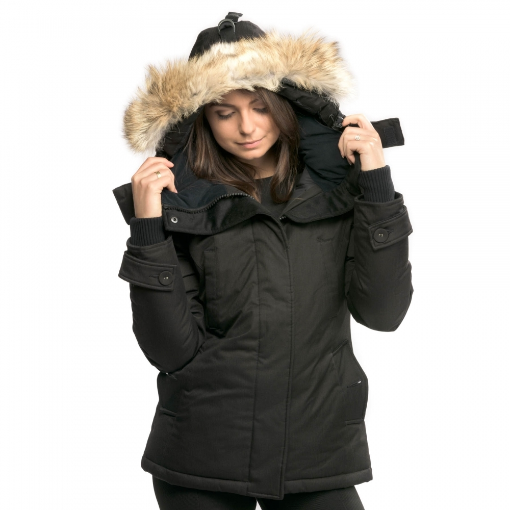 Nobis Luna Ladies Parka - Womens from CHO Fashion and Lifestyle UK