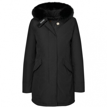 Luxury Artic Fox Ladies Parka