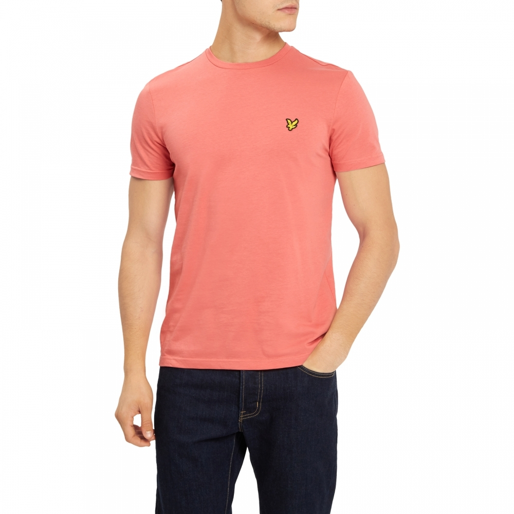 b86043522b01 Lyle & Scott Mens Crew Neck T-Shirt - Valentines Day Gifts For Him ...
