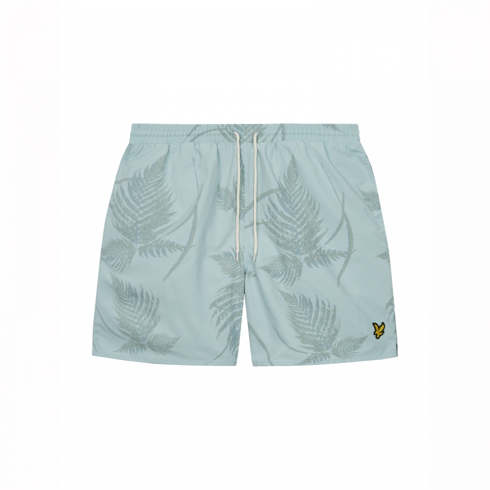 ee4a1cd7daa4 Lyle & Scott Mens Fern Print Swim Short - Valentines Day Gifts For ...