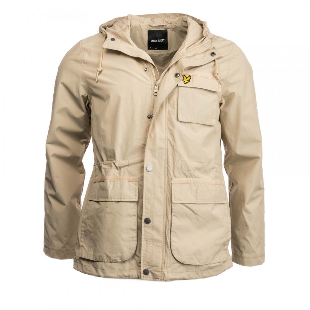 Mens Hooded Jacket