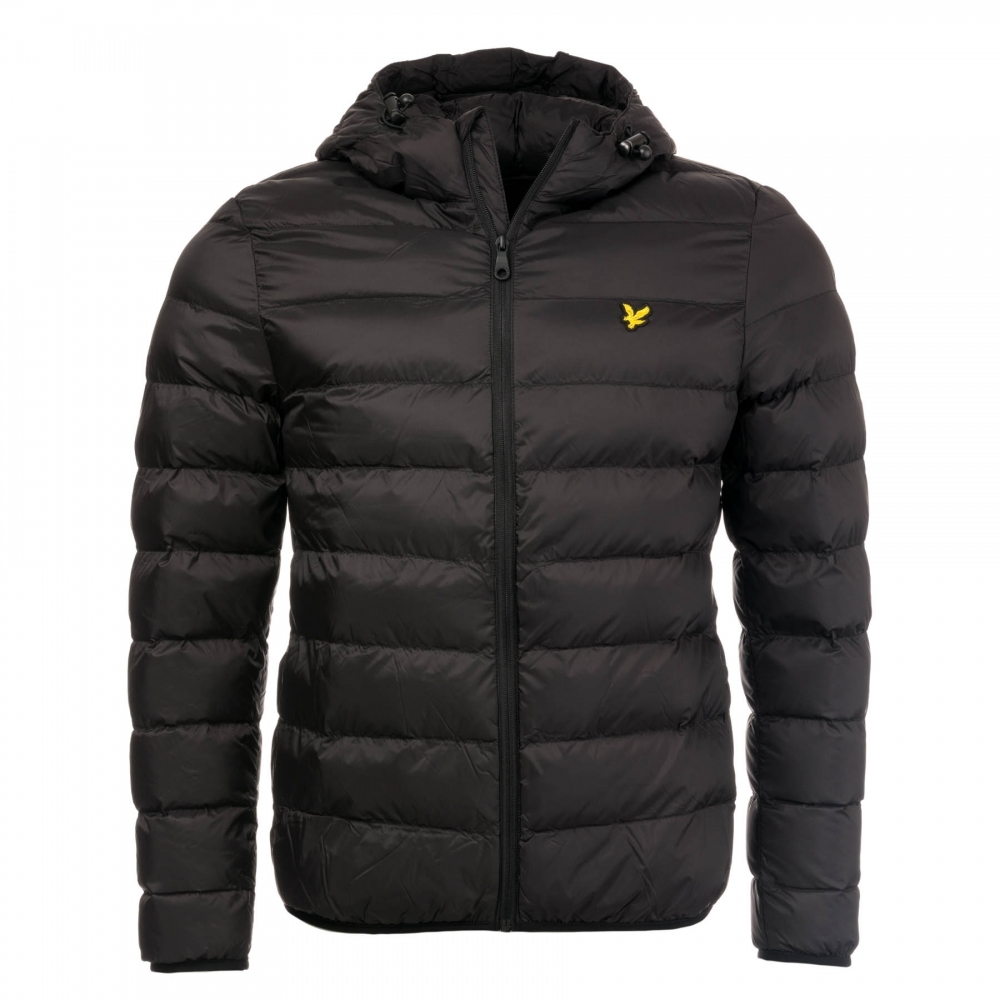 Lyle   Scott Mens Lightweight Puffer Jacket - Mens from CHO Fashion ... f0ccfe4559