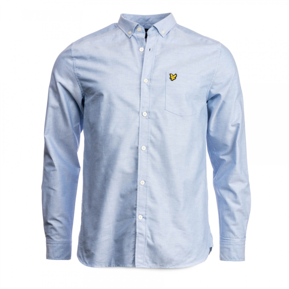c3feed06ecfc Lyle & Scott Mens Oxford Shirt - Valentines Day Gifts For Him from ...