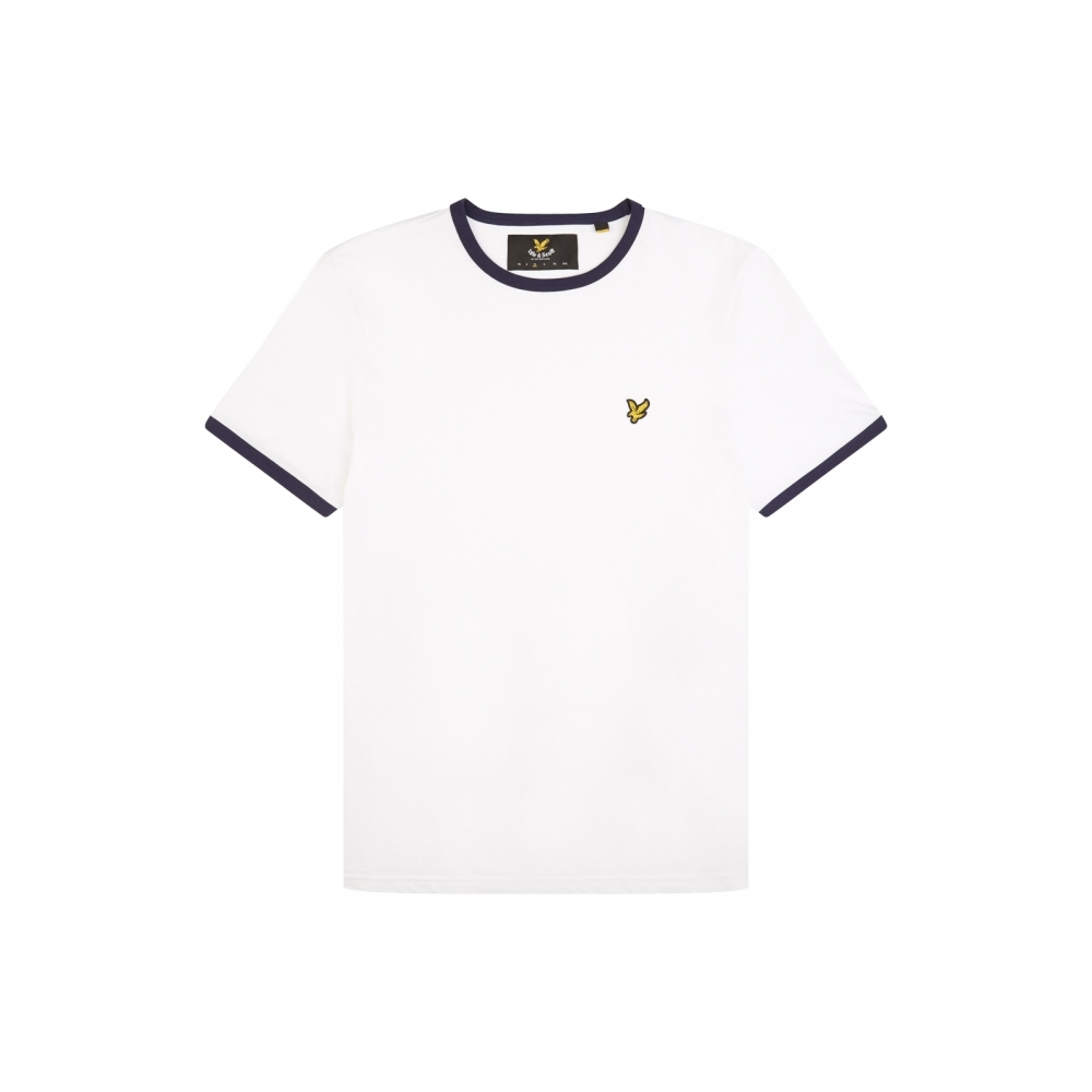 5a518ad1f56d Lyle & Scott Mens Ringer T-Shirt - Valentines Day Gifts For Him from ...