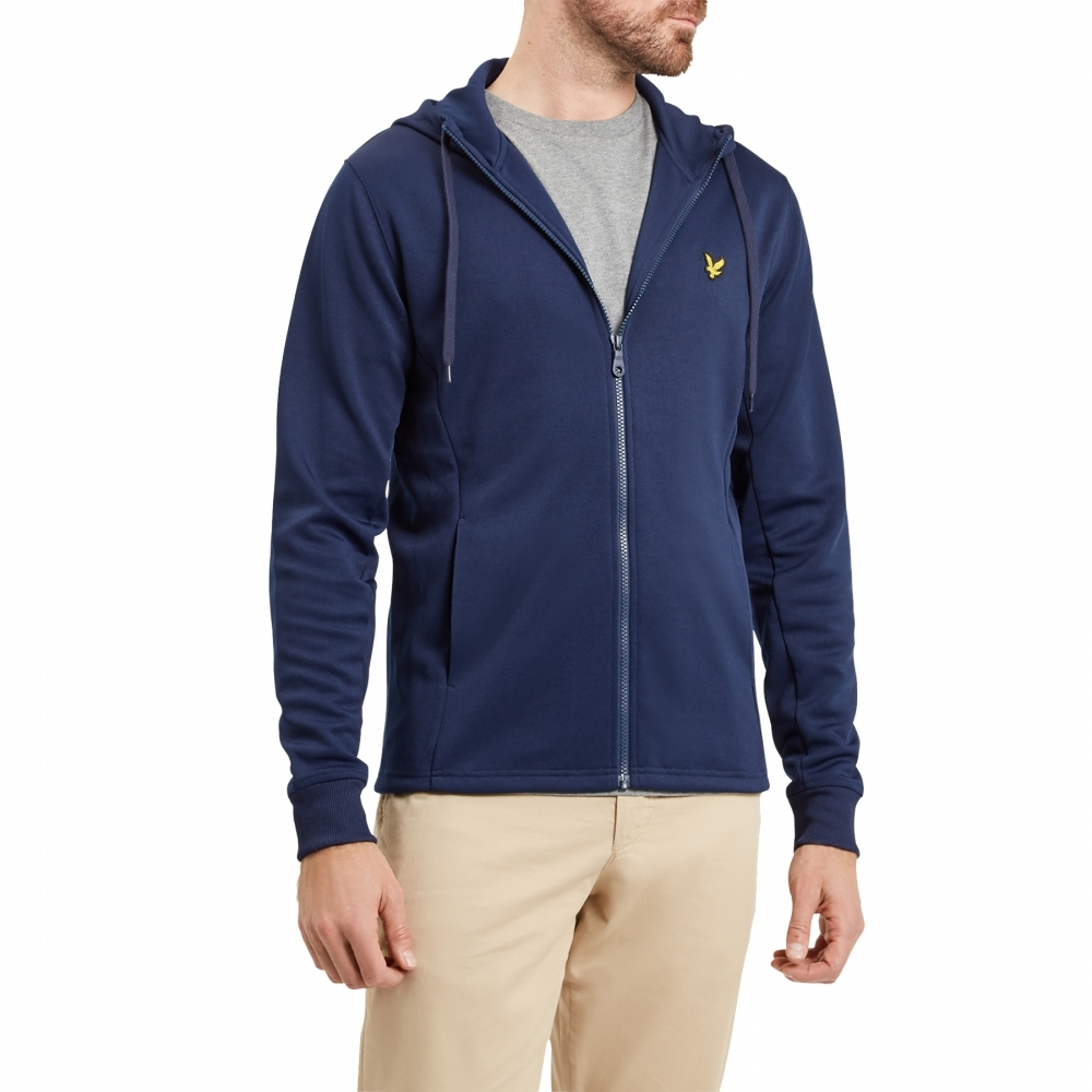 314470f4f9a4 Lyle & Scott Tricot Hooded Mens Jacket - Christmas Gifts For Him ...