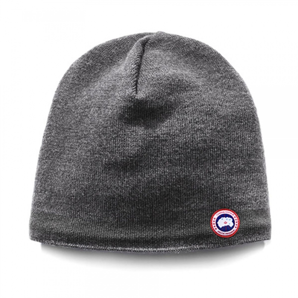 Canada Goose Merino Mens Wool Beanie - Accessories from CHO Fashion ... 46ad929e0a0e