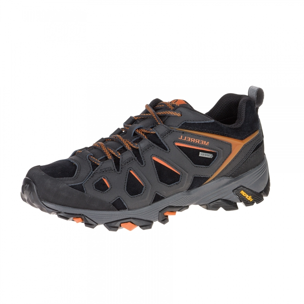 Men's Merrell Moab FST Leather cheap authentic outlet free shipping latest cheap 100% authentic RtKB0KrQx