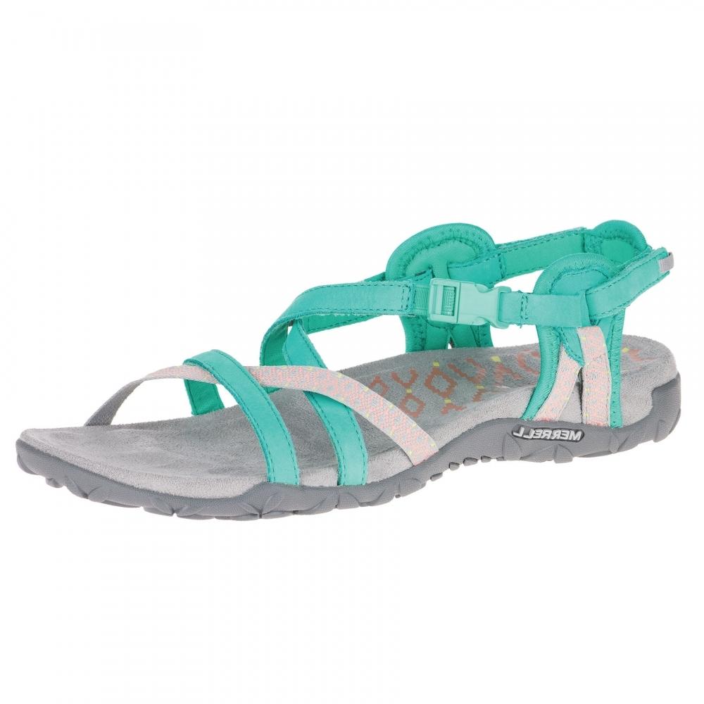 Merrell Terran Lattice Ii Womens Sandal Footwear From