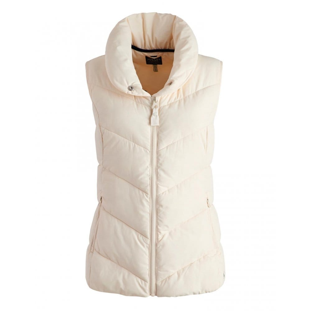 Women's Gilets From fur-trimmed hoods to puffed out styles it is the perfect finish to the layered up look.