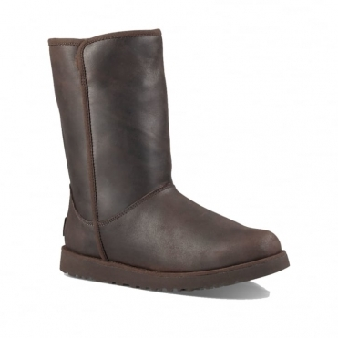 Michelle Leather Ladies Boot