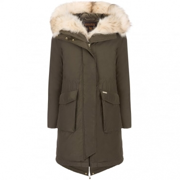 Military Ladies Parka