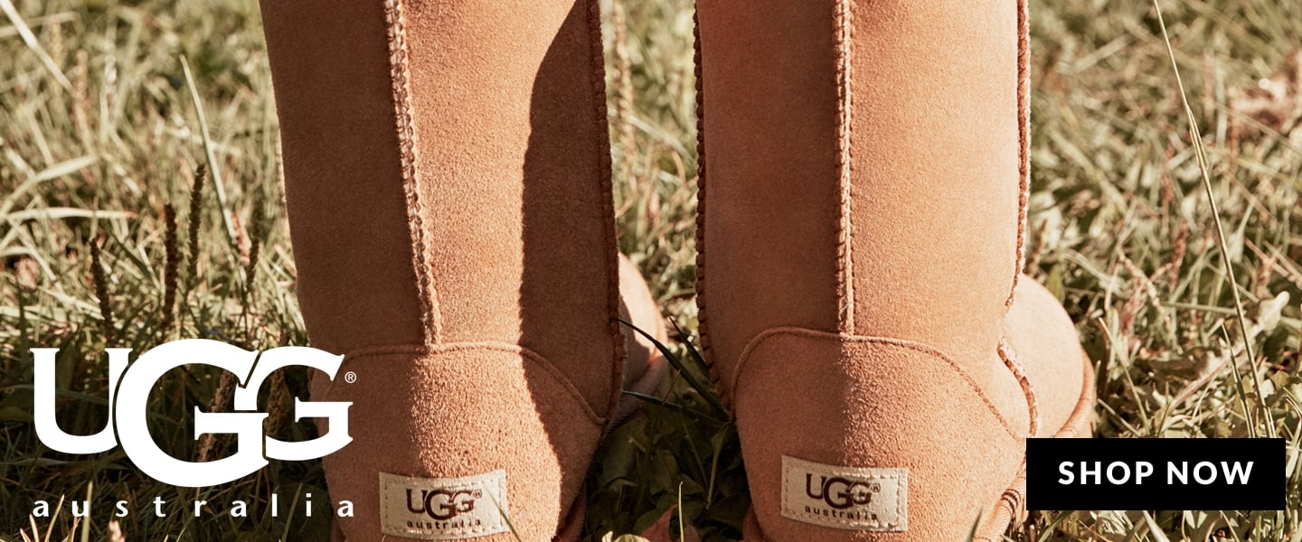 Shop the Latest UGG Australia Collection