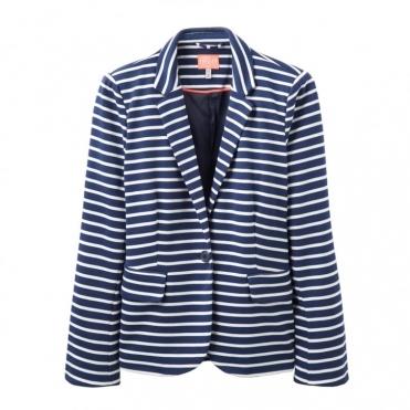 Mollie Soft Jersey Blazer (U)