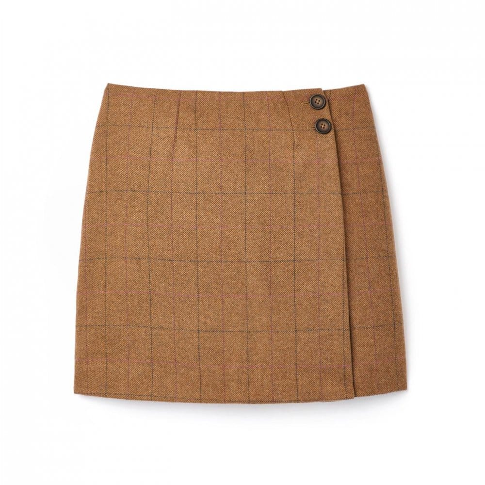 joules mona tweed skirt t womens from cho