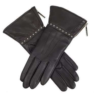 Monica Faux Sherling Ladies Glove
