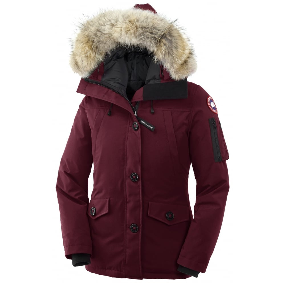 Canada Goose Montebello Ladies Parka - Womens from CHO Fashion and ... e54f6b10f
