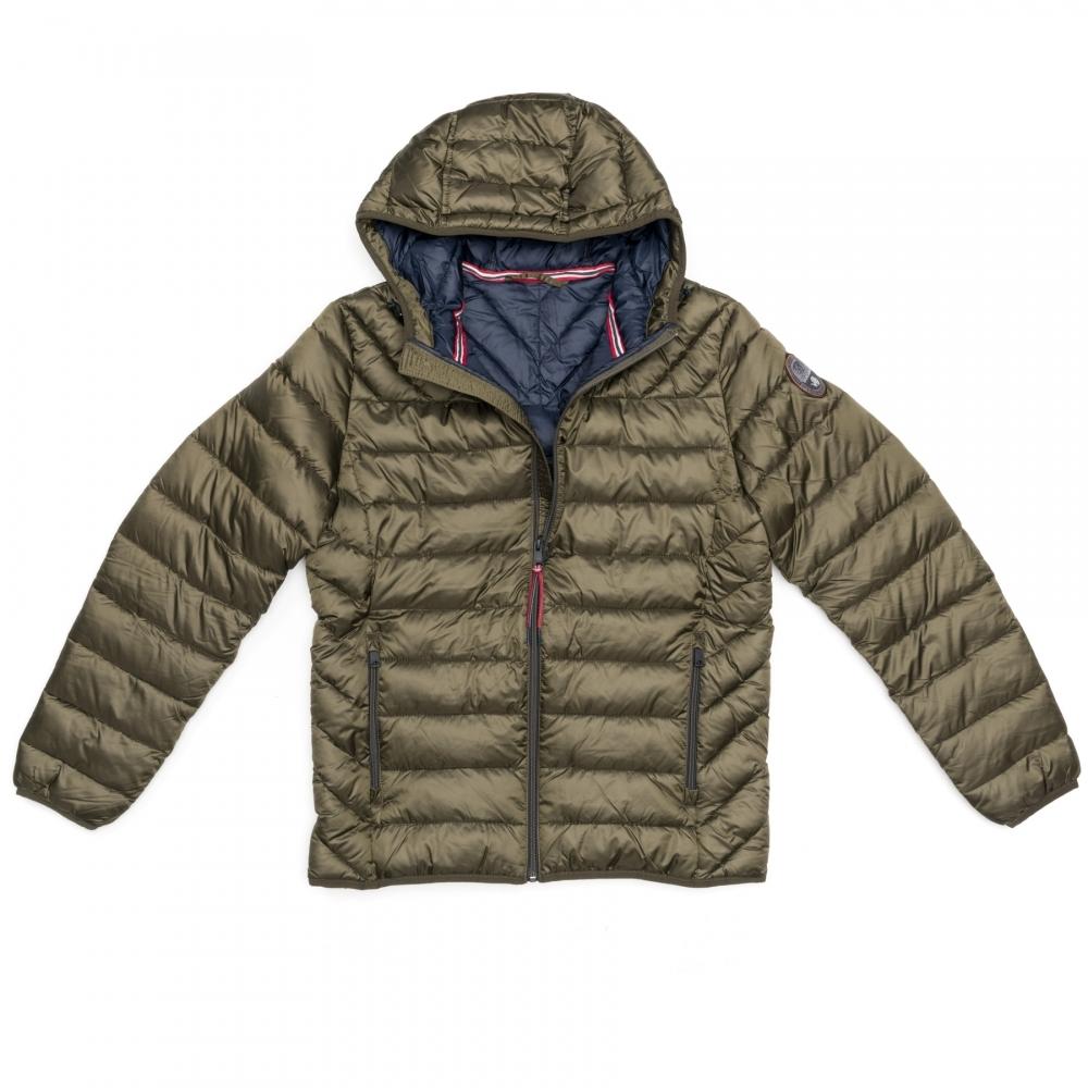 Napapijri Aerons Hood Mens Jacket - Mens from CHO Fashion and ... f569c032b358