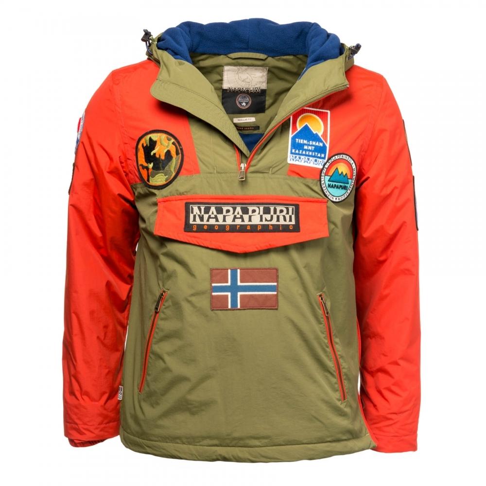 Napapijri Rainforest Multi Mens Jacket - Mens from CHO Fashion and ... 27925e1c35e1
