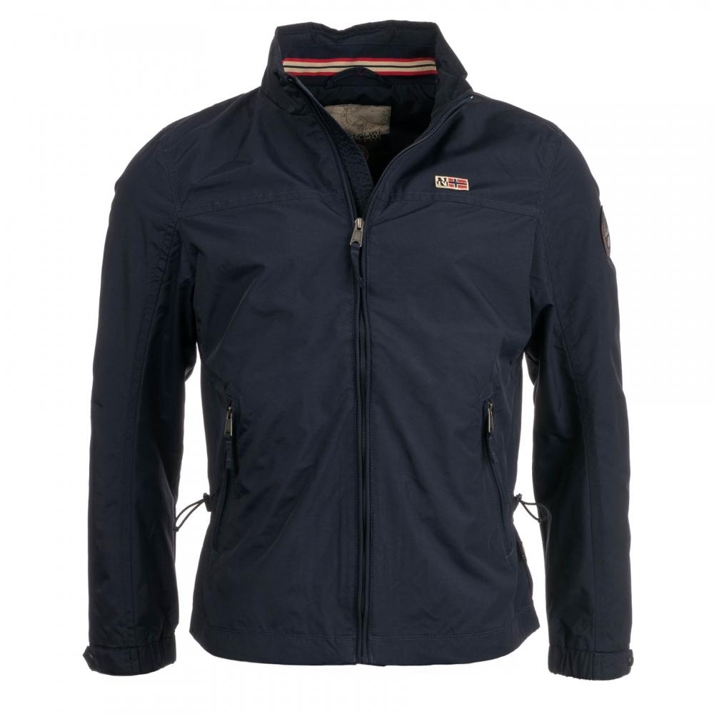 Napapijri Shelter 1 Mens Jacket - Mens from CHO Fashion and Lifestyle UK 337f241d0cfd